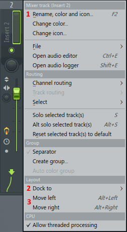 Fl studio mixer insert settings.png