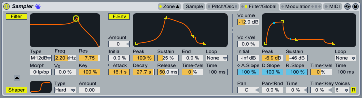 Ableton live The Filter Global Tab.png