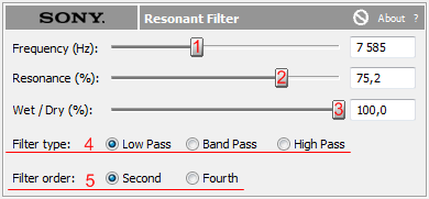 Sound Forge Resonant Filter.png