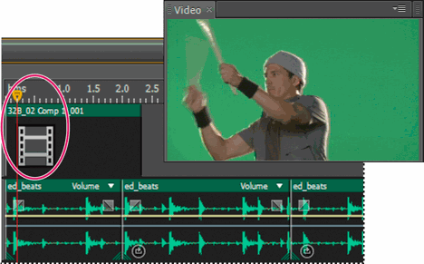 Adobe Audition video and audio track play.png