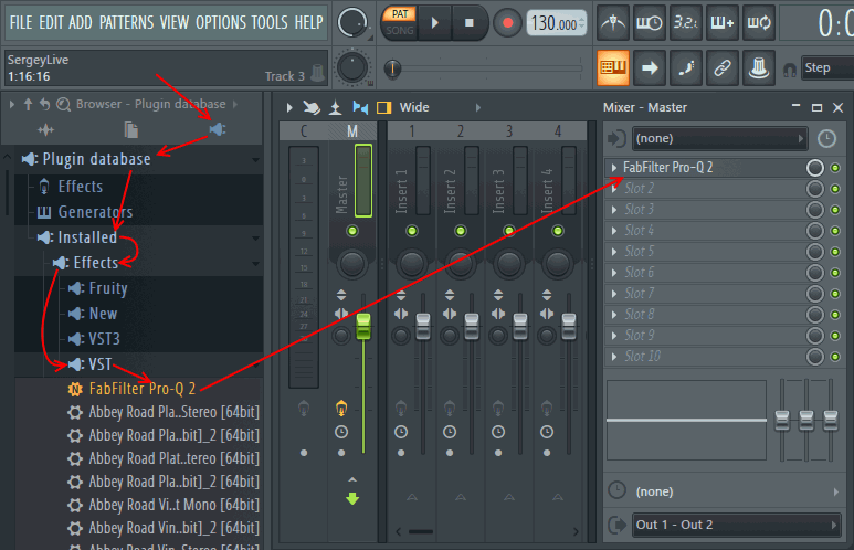 Fl studio Plugin database 3.png
