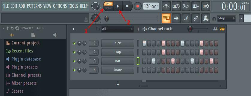 Правильное написание транс мелодии в фл студио